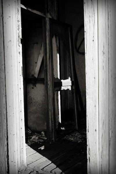 Doorway In Cuervo Poster