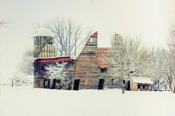Drafty Old Barn Poster