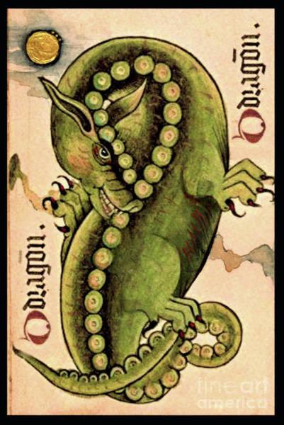 Dragon Dragon Poster
