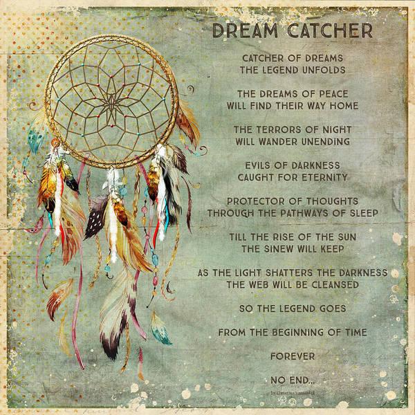 Dream Catcher Poster