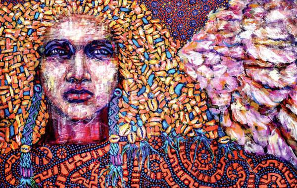 Dream Messenger-angel Poster