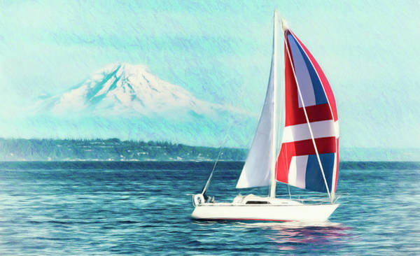 Dream Of Sailing Poster