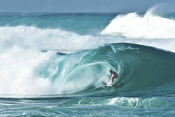Dream Surf Poster