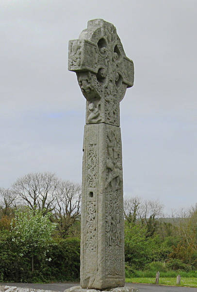 Drumcliff High Cross Poster