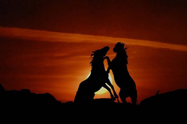 Duel At Sundown Poster