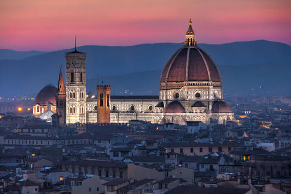 Duomo Di Firenze Poster