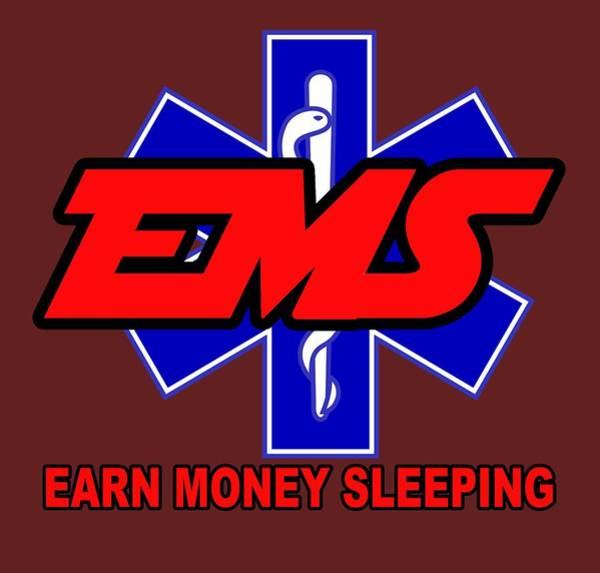 Earn Money Sleeping Poster