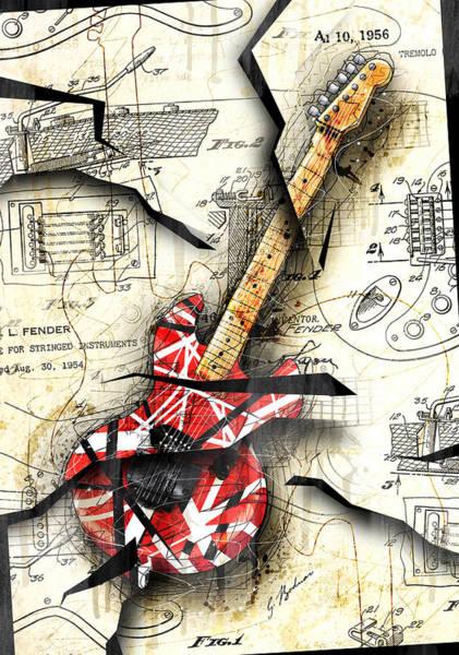 Eddie's Guitar Poster