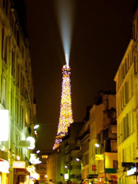 Eiffel Twinkle Poster