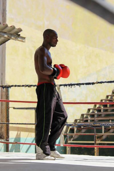 El Boxeador Poster