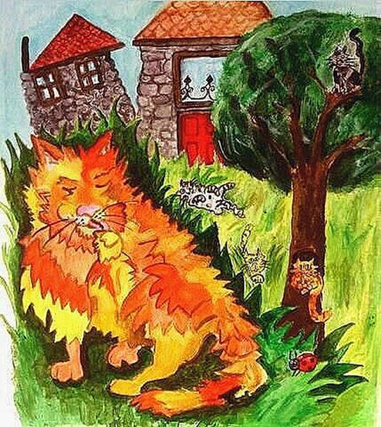 El Gran Gato Poster