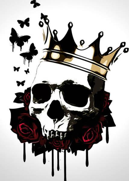 El Rey De La Muerte Poster