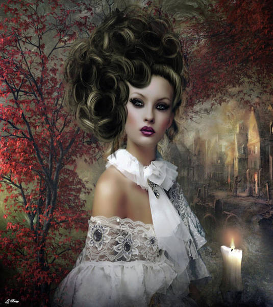 Enchanted Evening Poster