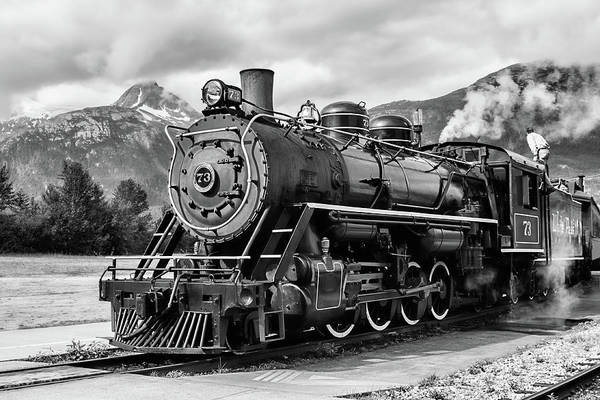 Engine 73 Poster