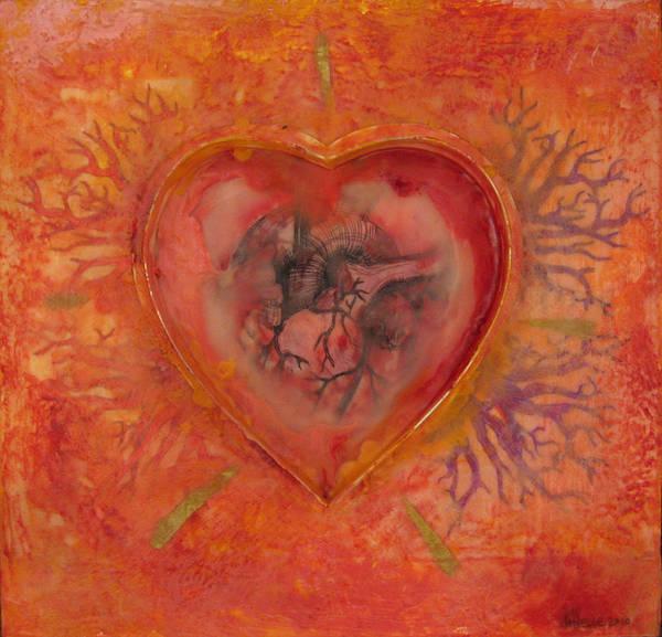 Enshrine - Outward Heart Poster