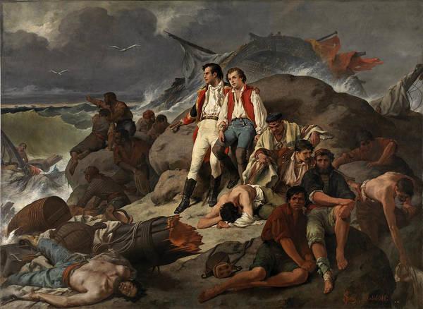 Episode Of The Battle Of Trafalgar Poster