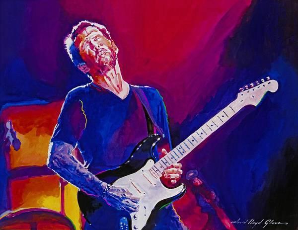 Eric Clapton - Crossroads Poster