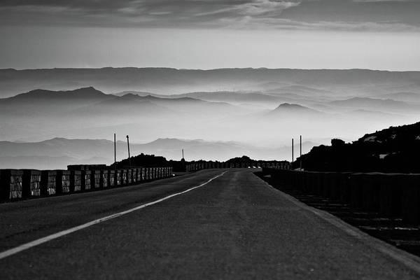 Etna Road Poster