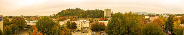 Eugene Fall Color Poster