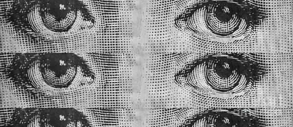 Eyes Mug Poster