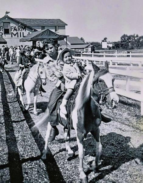 Fair Pony Poster