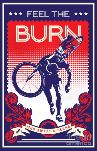 Feel The Burn Poster