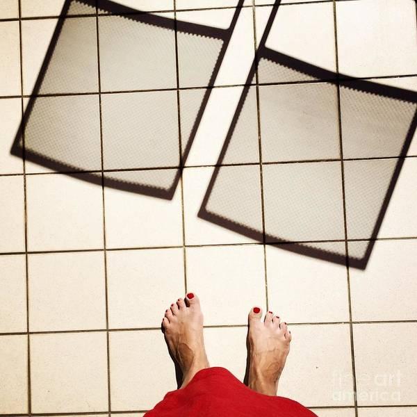 Feet Around The World #28 Poster