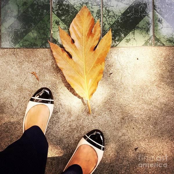 Feet Around The World #30 Poster