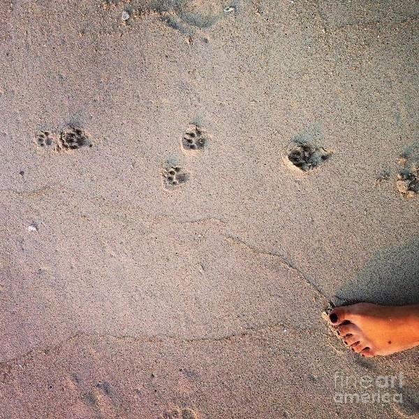 Feet Around The World #31 Poster