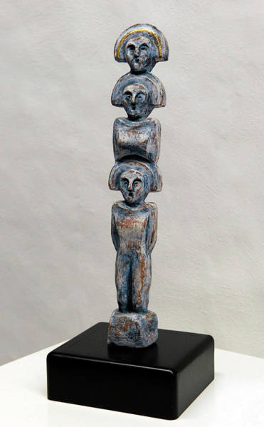 Female Figurine - Goddess Worship - Matronen - Matrone - Matrones - Matron - Nettersheim Eifel  Poster