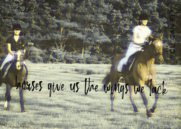 Field Racing Quote Poster