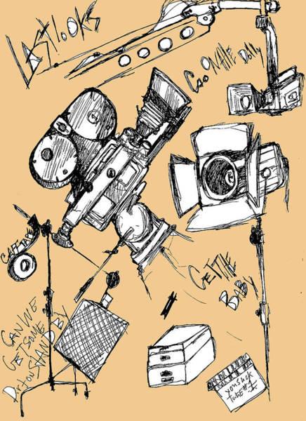 Film Set Poster