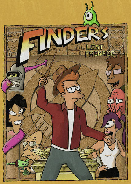 Finders Of The Lost Package Poster