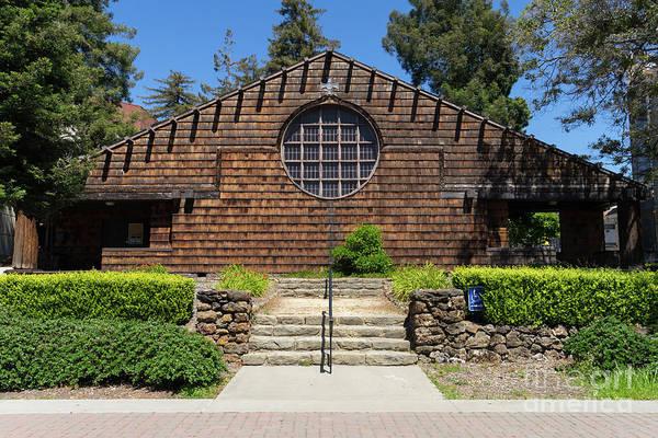 First Unitarian Church Now Bancroft Dance Studio At University Of California Berkeley Dsc6307 Poster
