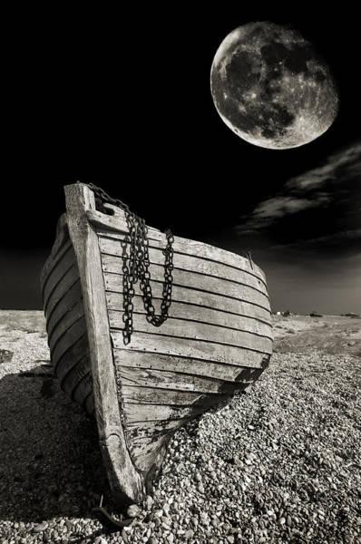 Fishing Boat Graveyard 3 Poster