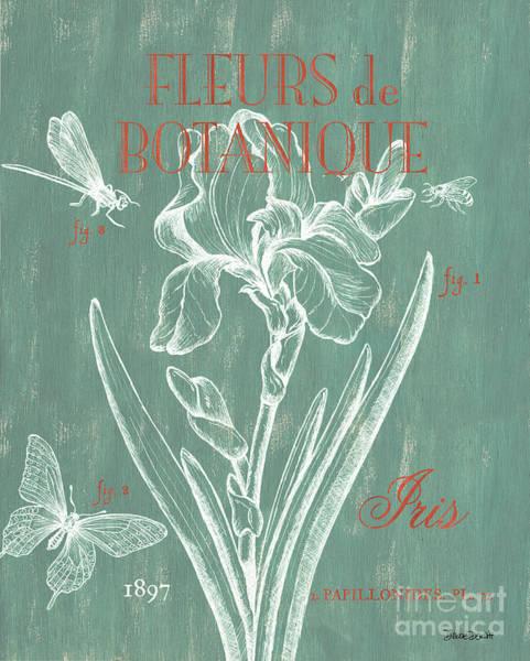 Fleurs De Botanique Poster