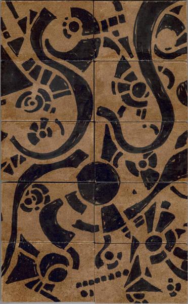 Flipside 1 Panel D Poster