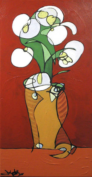 Floral 32 Poster