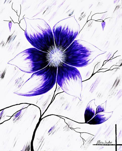 Floral Awakening Poster