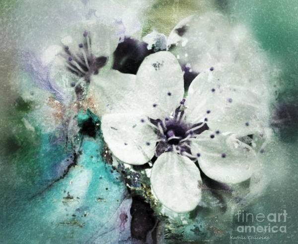 Floral Haze Poster