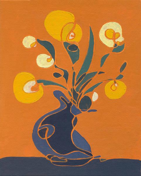 Floral Ix Poster