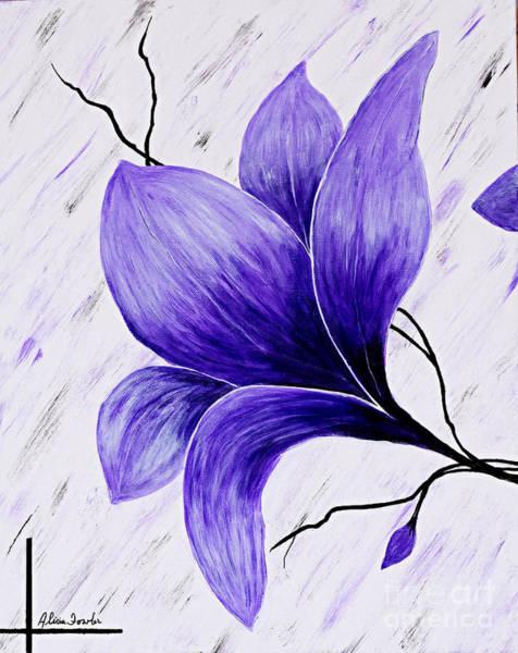 Floral Slumber Poster