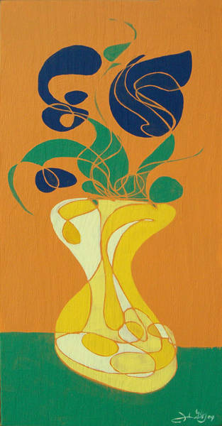 Floral Xxvi Poster