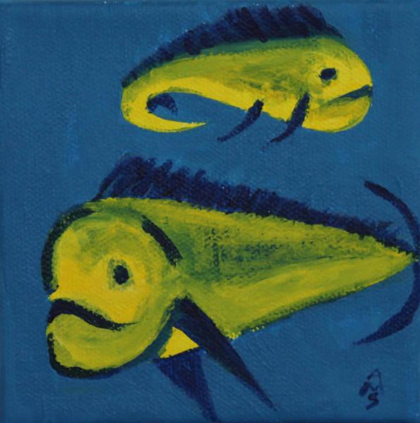 Florida Fish Poster