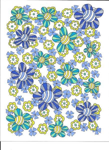 Flower Power 7 Poster