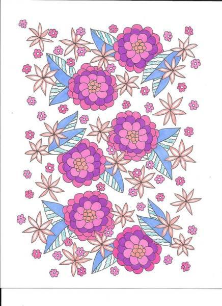 Flower Power 9 Poster