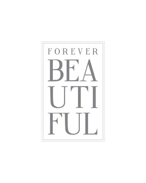 Forever Beautiful Poster