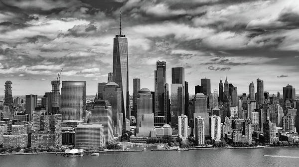 Poster featuring the photograph Freedom Tower by Rand