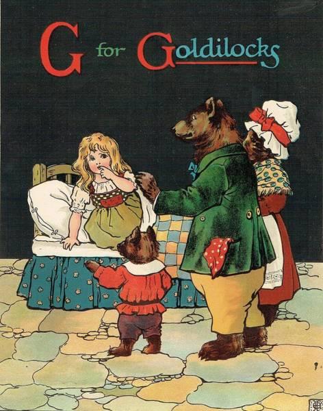 G For Goldilocks Poster