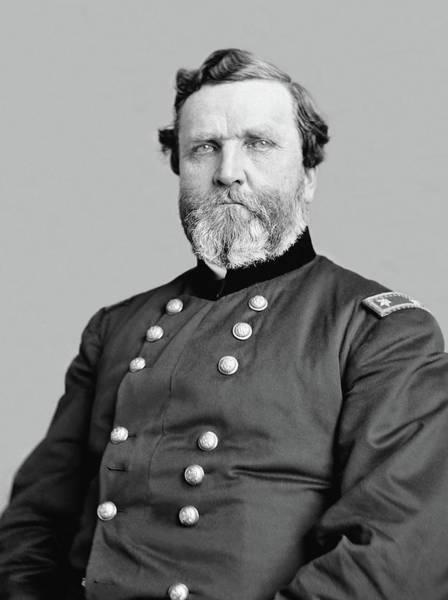 General George Thomas Poster